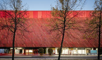 Lahdelma & Mahlamäki Architects open Easton, a New Home for Local Food and Social Culture in Helsinki