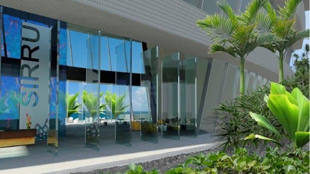 Sirru Lounge / Reception