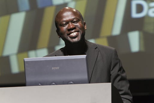Sir David Adjaye. Image: Wexner Center via Flickr
