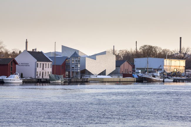 Porsgrunn Maritime Museum. Credit: Adam Mörk
