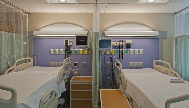 Semi-Private Treatment Room