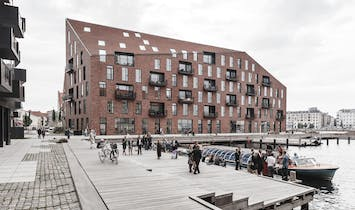 "A ""hyper-democratic"" housing complex in Copenhagen combines community input with contextual design"