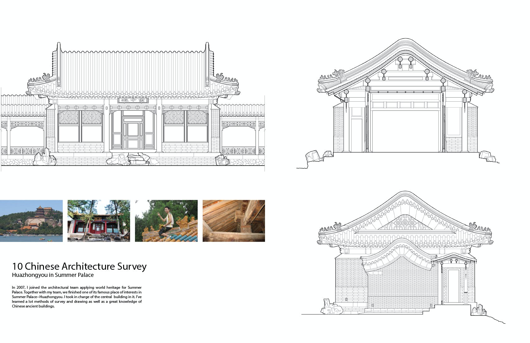 Chinese Architecture Survey