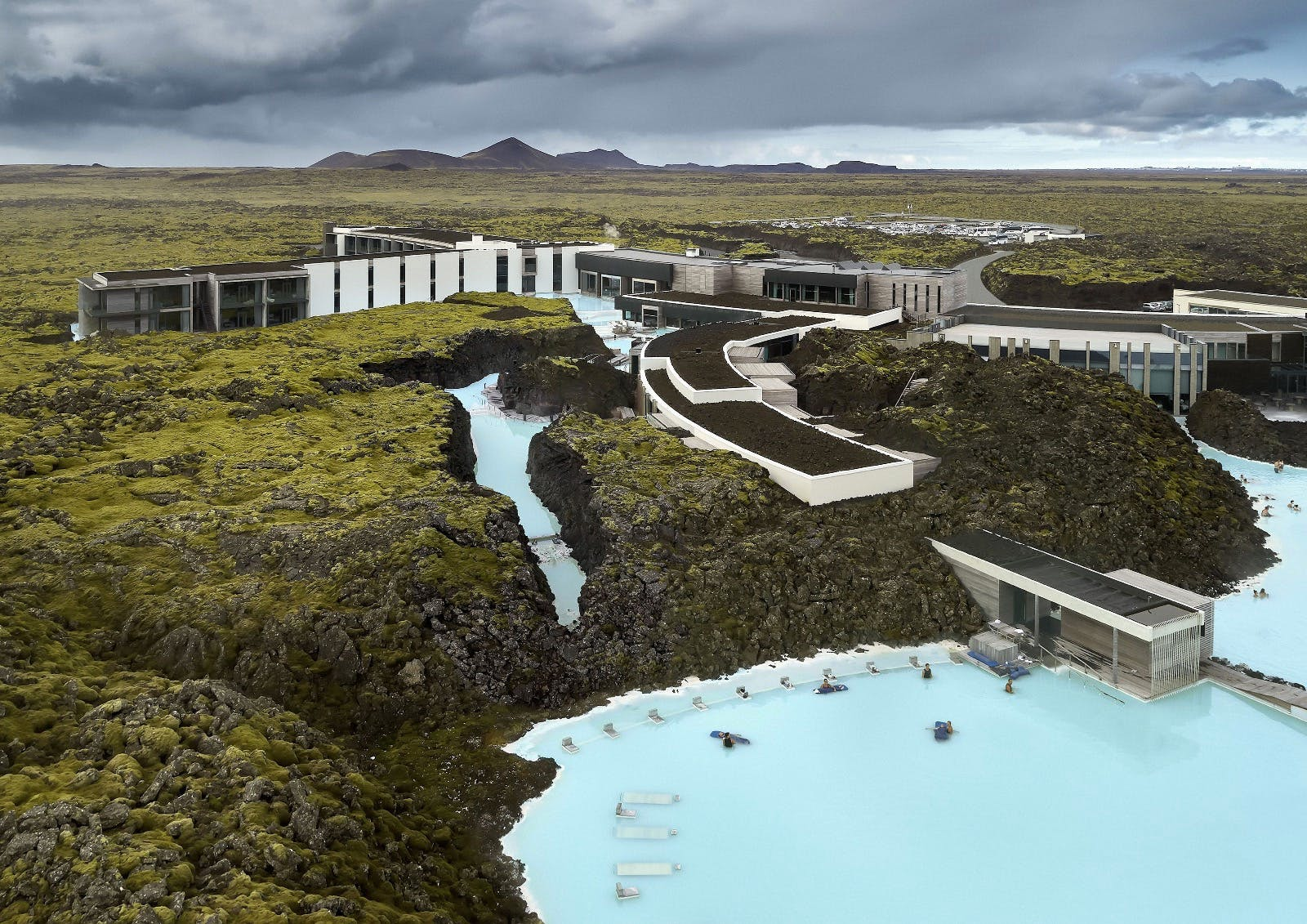 From A Blue Lagoon Retreat To A Mirrored Room A Glimpse Of