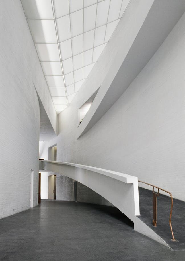 Kiasma Museum of Contemporary Art. Photo by Petri Virtanen.