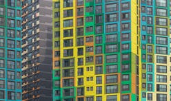 'Breaking' the Mega Block by 'dressing' it? UNStudio completes exterior work on South Korea mass-housing project