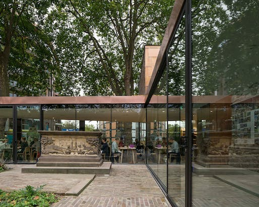 Garden Museum, SE1 by Dow Jones Architects for The Garden Museum.
