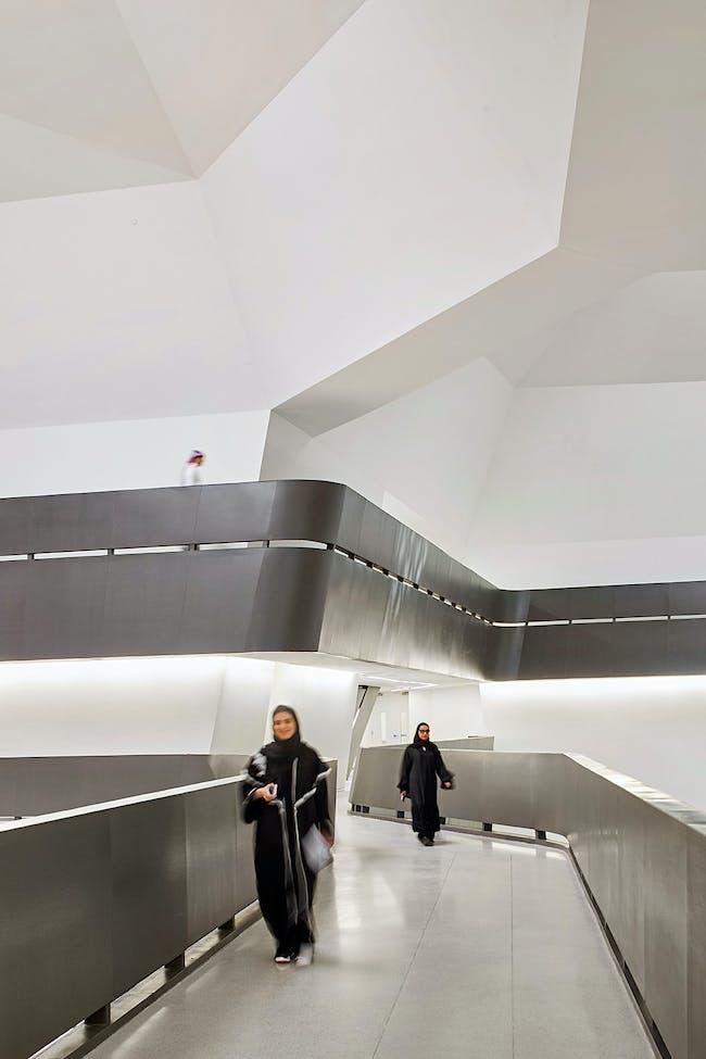 Lobby. Photo © Hufton+Crow.
