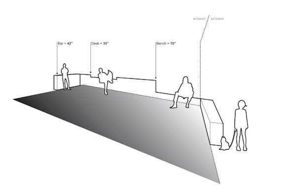 Wall, diagram