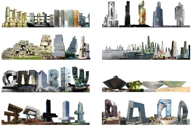the Shapes of Hardcore Architecture via wai-architecture