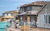 Hurricanes Harvey and Irma weaken US homebuilding