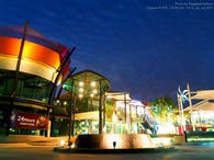 The ozone lifetyle shopping mall, Rayong, Thailand
