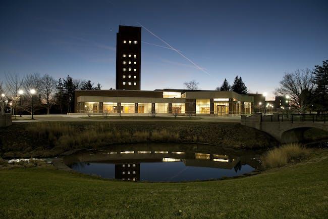 Northern Illinois University Completes Modernization of Cole Hall