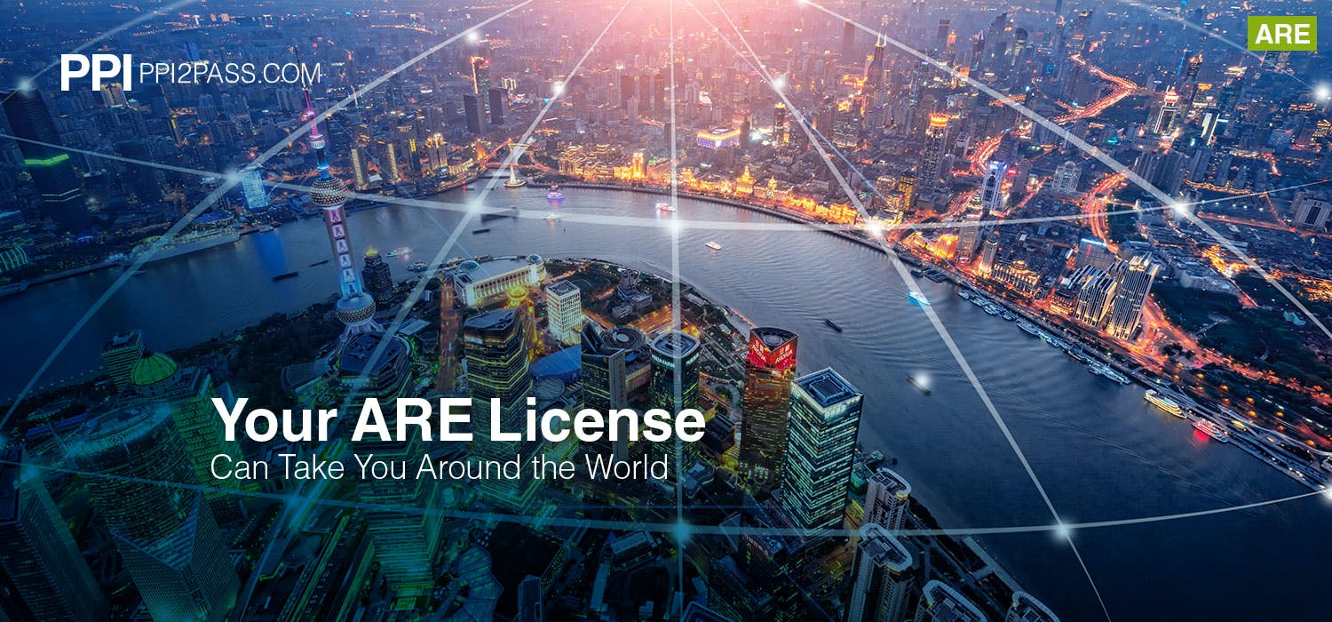 Your ARE license can take you around the world | News | Archinect