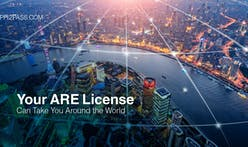 Your ARE license can take you around the world