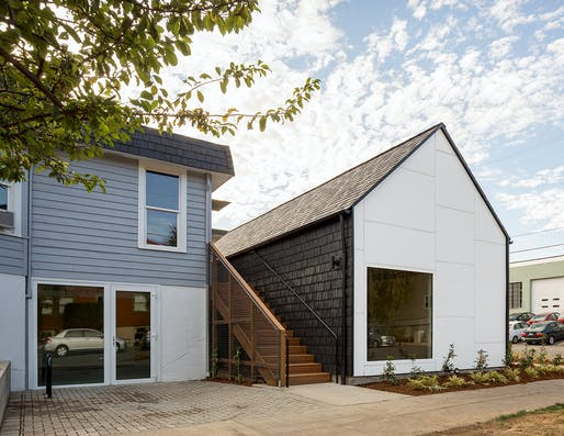 Laura's Place; Portland, Oregon by ARCHITECTURE BUILDING CULTURE. Photo: Joshua Jay Elliot