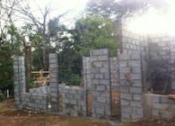 Casa Orotina, CR-Construction