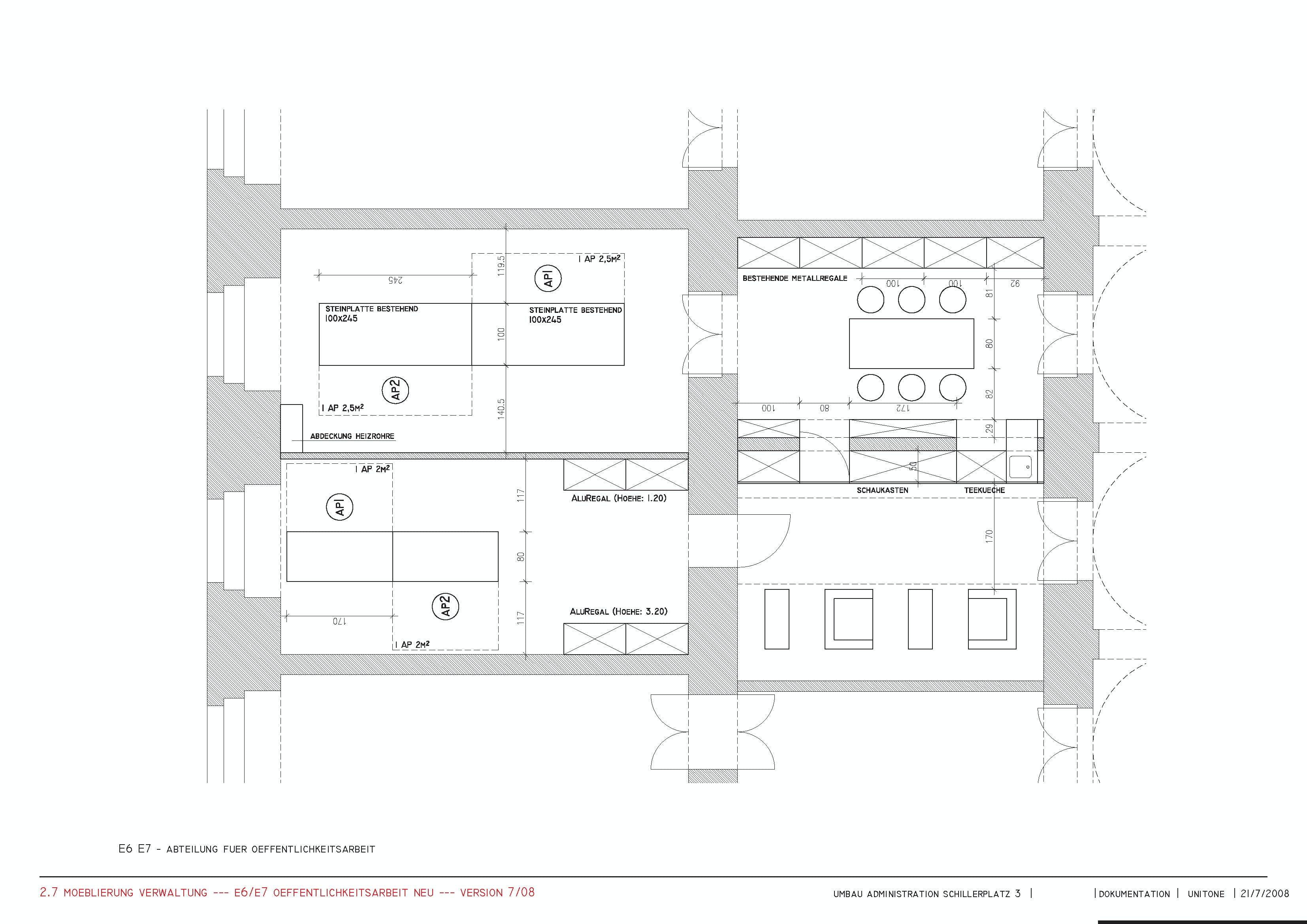 Academy Of Fine Arts Vienna Adaptation And Interior