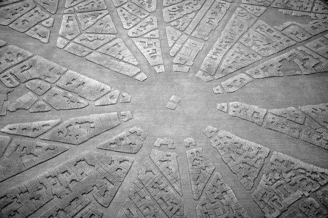 Urban Fabric rugs (image courtesy four-o-nine.com)
