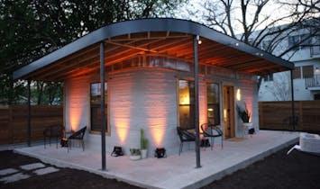 Affordable 3D-printed housing model debuts at SXSW