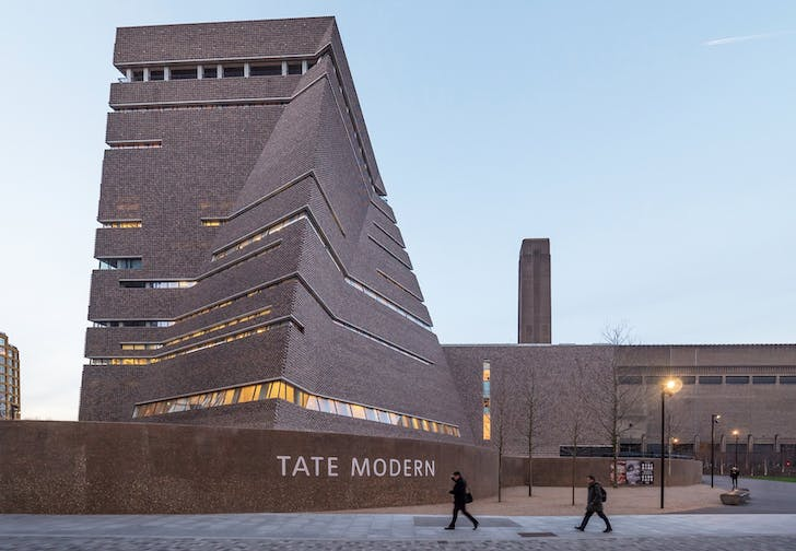 Tate Modern Switch House, Herzog & de Meuron, London