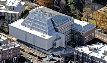 Renzo Piano-designed Harvard Art Museum Nears Completion