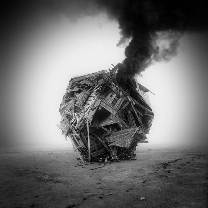 untitled (object), 2011 © Jim Kazanjian