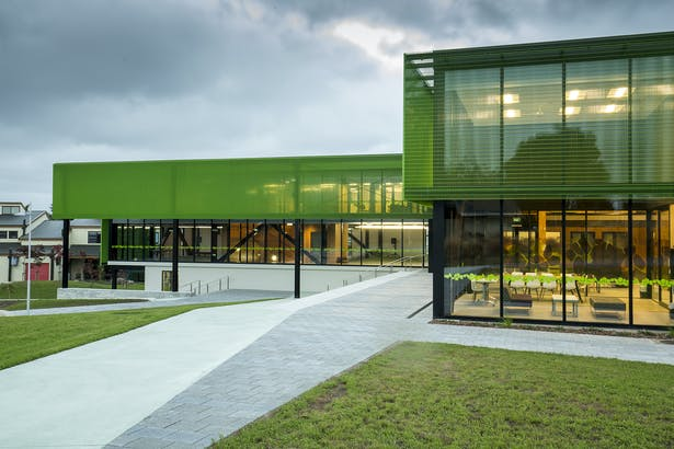 Toi Ohomai Health Sciences Building