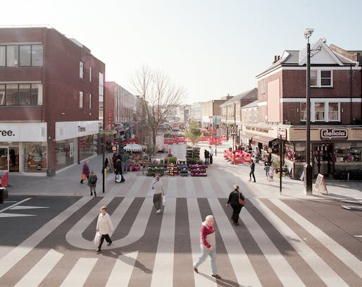 Eltham High Street, SE9 by East architecture, landscape, urban design for RB Greenwich.