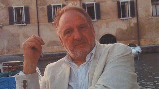 2019 Richard H. Driehaus Prize laureate: Maurice Culot.