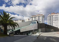 Sport Complex and Swimming Center in La Florida (Vigo. Spain) Estudio de Arquitectura NAOS