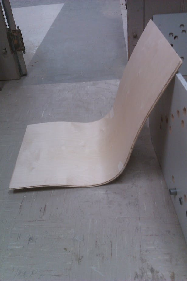 Chair form