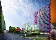 Residential complex 'Svetliy Mir 'Ya Romantic'