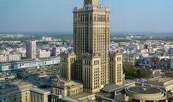 Warsaw's Palace of Culture and Science to host an international art fair