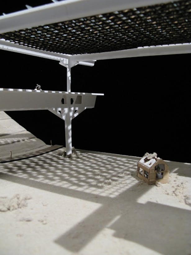 sectional model (1:150)
