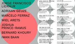 Get Lectured: Illinois Institute of Technology, Spring '15