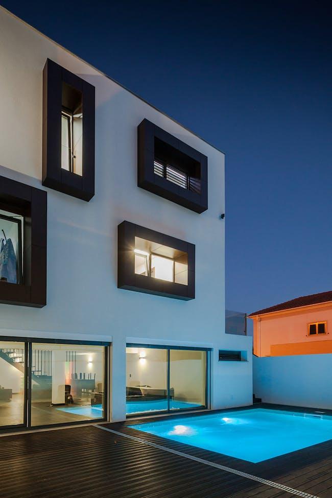 ML House in Caxias, Portugal by Paulo Salvaterra; Photo: João Morgado Photography