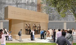 Gehry's modified Eisenhower Memorial design accepted by Eisenhower family