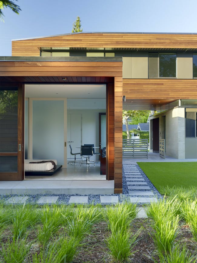 Residence in Palo Alto, CA by CCS ARCHITECTURE