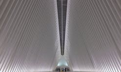 "The video ""Oculus"" surveys the history, context, and execution of Calatrava's transit hub"