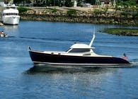 55' Power Boat