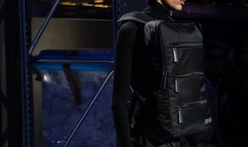 Ready to wear Rem's 'frontpack'? Koolhaas, Herzog & de Meuron reinterpret nylon for Prada