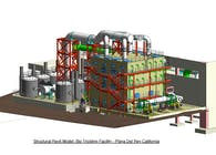 City of Los Angeles Hyperion Water Treatment Plant - Bio Trickling Facility