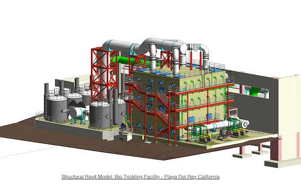 City Of Los Angeles Hyperion Water Treatment Plant Bio