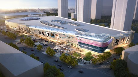Harbin Charter Shopping Center