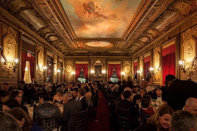 2015 President's Medal Dinner. Photo: Fran Parente.