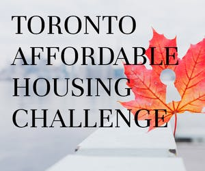 Toronto Affordable Housing Challenge