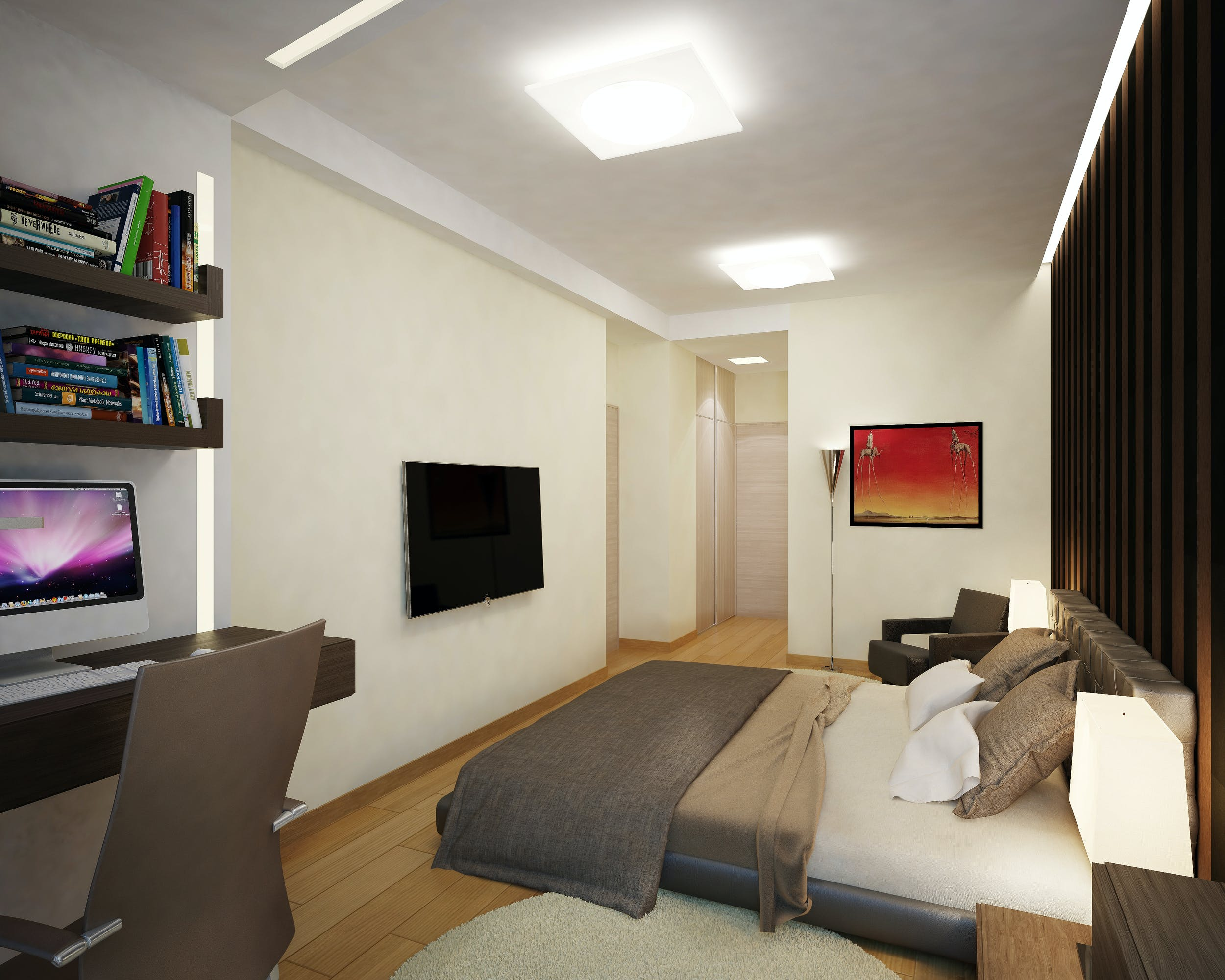 Apartment Design On Vardanants Str In Yerevan Armenia Ithaka Design Architecture Archinect