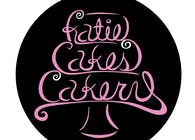 Katie Cakes Cakery Logo Project