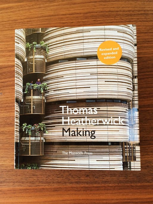 'Thomas Heatherwick: Making' written by Thomas Heatherwick and Maisie Rowe. Published by The Monacelli Press. Photo: Justine Testado.